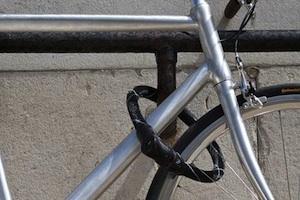 Chaîne antivol vélo Iven 8220 Abus